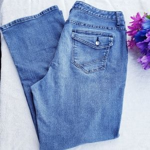 ANA 16w modern bootcut Jeans Q